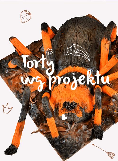 Torty wg projektu
